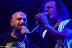 Παπακωνσταντίνου και Ζουγανέλης αποθεώθηκαν στο Θέατρο Πέτρας   E-Raporto #Vasilis #Zouganelis #Athens #Summer16 #webmusicradio #e_raporto