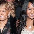 Cissy Houston and Grandaughter Bobbi Kristina Brown