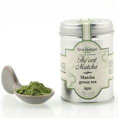 - Thé vert Matcha