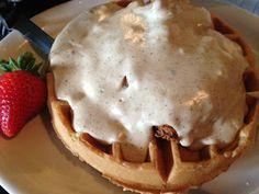 Foodie Adventures: Chicken & Waffles at Jonathon's Oak Cliff - Best Brunch Candidate