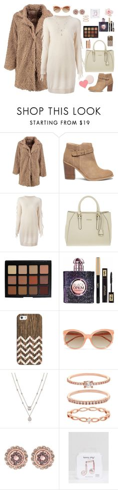 """Character. Intelligence. Strength. Style. That makes beauty"" by chase-stars ❤ liked on Polyvore featuring Boohoo, Sole Society, MM6 Maison Margiela, GUESS, Morphe, Yves Saint Laurent, Casetify, Linda Farrow, Accessorize and Ted Baker"