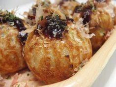 All About Kitchen And Recipe: Takoyaki, Cute Balls From Japan