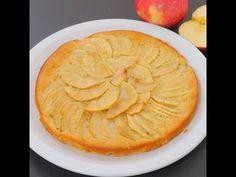 ¡Esta torta de manzana no puede ser más sencilla de preparar! - YouTube