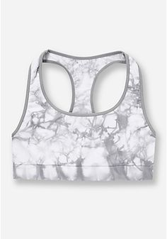Girls' Sports Bras & Athletic Bra Tanks For Tweens Girls Sports Clothes, Kids Outfits Girls, Girls Shoes, Clothes For Women, Girl Outfits, Sports Bra Outfit, Sport Outfits, Cotton Sports Bra, Girls Sportswear