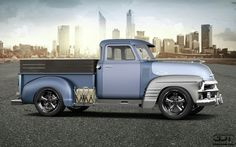 3D Tuning Chevy 3100