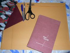 How to Make a Book Purse - 30 Easy Steps (with Pictures)