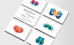 Sigmund Freud business cards