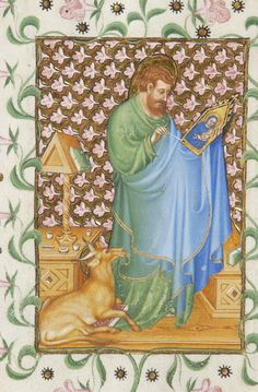 Prayer book, MS M.944 fol. 75v - Images from Medieval and Renaissance Manuscripts - The Morgan Library & Museum