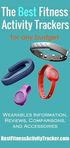 What is the right Fitness Activity Tracker for You? Compare and Review Fitbit, Garmin, Misfit, VivoFit, and Jawbone Fitness Activity Trackers | www.BestFitnessActivityTracker.com