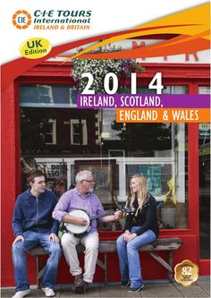 CIE Tours £ Sterling 2014 brochure  CIE Tours Sterling brochure prices for 2014- see our Ireland and Britain escorted coach tours. http://static1.cietours.com/images/pdf/UK_2014_Brochure.pdf download here