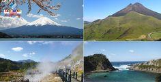 Dentre os parques nacionais no Japão mais visitados pelos estrangeiros está o Fuji-Hakone-Izu National Park. Veja mais.