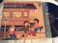 "TAKE THE ""A"" TRAIN - THE THIRD LP Vinyl LF-95011 (VINYL Stamped NOT FOR SALE)"