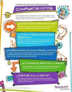 Consejos de seguridad para compartir fotografías | TIC & Educación | Scoop.it