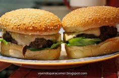 Hambúrguer Porcini