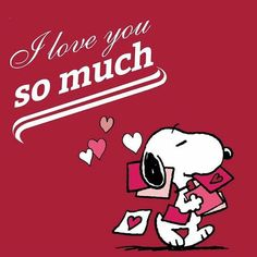 I Love you so much, snoopy con hojas con corazones Funny Valentine, Vintage Valentines, Love Valentines, Valentine Day Cards, Happy Valentines Day Quotes Humor, Snoopy Valentine's Day, Snoopy And Woodstock, Snoopy Pictures, Snoopy Quotes