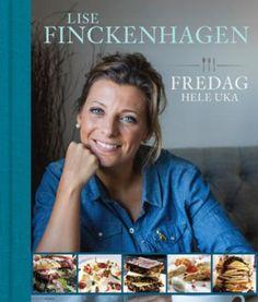 Fredag hele uka | Lise Finckenhagen | ARK Bokhandel Lisa, Ark