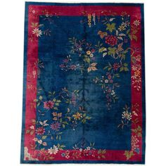 "Image of Apadana Chinese Art Deco Rug - 8'10"" x 11'8"""