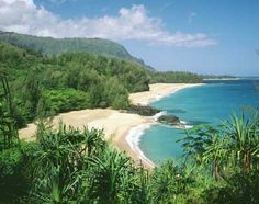 Lumahai Beach, Kauai, Photo by Mary Liz Austin