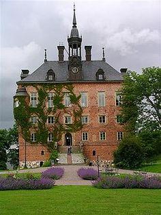 Viks Castle, Sweden