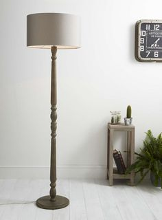 Photo 4 of Aspen Floor Lamp, Wood