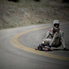 Downhill Longboarding