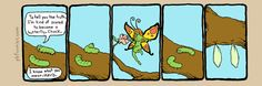 Butterflies by Nicholas Gurewitch