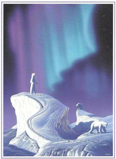 Arctic Rainbow by Schim Schimmel.  Universe, make of me a prism, that your perfect White Light may shine through me, and radiate Love's Rainbow out into this world.