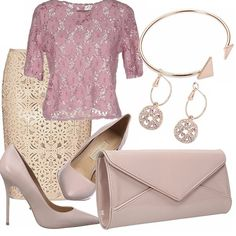 Outfit Pink memories