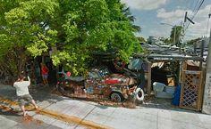 BO's Fish Wagon: 801 Caroline Street Key West, FL 33040 They serve a great grouper sandwich