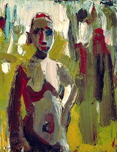 David Park ...a wonderful artist  Great painting