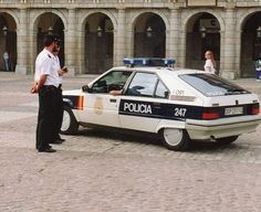 Spanish Policia car #citroen..#jorgenca