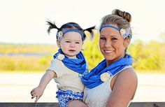 Infinity+Scarf+in+periwinkle+blue+with+by+LittleLadyAccessory,+$15.00
