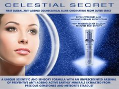 Active Ingredient, Outer Space, Anti Aging, Minerals, Lipstick, Skin Care, Cosmetics, Celestial, Gemstones