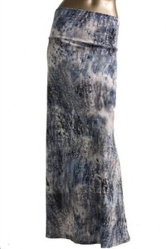 Azules Women`s Patterned Maxi Skirt (bestseller) Cute Cheap Outfits, Paint Splash, Cool Things To Buy, Stuff To Buy, Grey Paint, Shopping Spree, Cute Gifts, Tie Dye Skirt, My Style