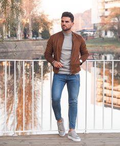 Repost from @menfashion Casual Look 📸 @nunoantunes_ #MenFashion #Gentlemen #Style #Fashion #Outfit