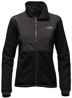 North Face Womens Fleece DWR Denali JacketSmallBlack *** Check this awesome product by going to the link at the image.