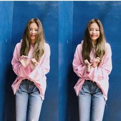 Here is what BLACKPINK's Jennie looks like when she gets to pick her own clothes — Koreaboo