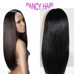89.40$  Watch here - http://ali7xo.worldwells.pw/go.php?t=32749376728 - Top Quality Peruvian Lace Front Wig Light Yaki Human Hair Wigs Glueless Full Lace Wigs Black Women Cheap Queen Hair Product Wig
