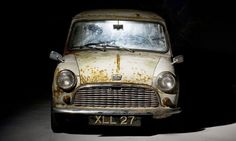 Austin Mini Se7en De Luxe