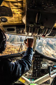 Not your comfort zone #TwinOtter #Aviation