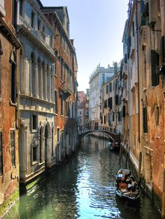 Venice - been here but would like to go again with Jeff