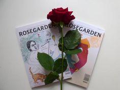 """Kürzlich entdeckt habe ich """"Rosegarden - Imperium für Geschichten"""", was sich hinter dem kleinen Berliner Magazin verbirgt und welche Themen behandelt werden, kannst du auf meinem Blog nachlesen."""