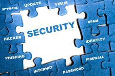 Säkerhet - Viktigt även på nätet.