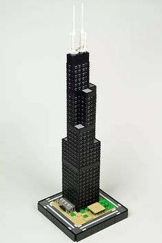 Willis Tower | ArchBrick | LEGO Architecture Blog