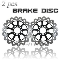 193.20$  Buy here - http://alinve.worldwells.pw/go.php?t=32710760642 - New Motorcycle Front Brake Disc Rotor for SUZUKI GSXR 600 1997-2003/GSXR 750 SRAD 1996-2003 Freeshipping D15 193.20$