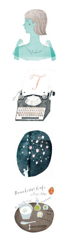 illustrations | Masako Kubo