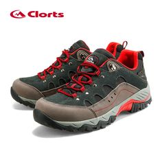 Outdoor Hiking Boots Clorts Suede Leather Climbing Shoes Men Waterproof Mountain Hiking Shoes HKL 815-in Hiking Shoes from Sports & Entertainment on Aliexpress.com | Alibaba Group