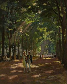 Parc de Saint Cloud Paris - Santeri Salokivi