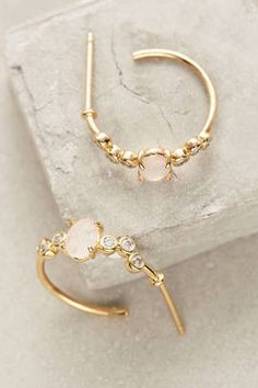 ANTHROPOLOGIE STARWALTZ EARRINGS