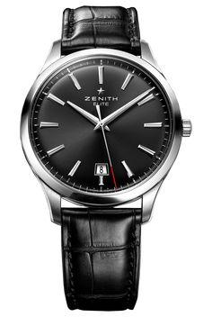 Zenith Captain Central Second Men's Automatic Watch - 03.2020.670/21.C493